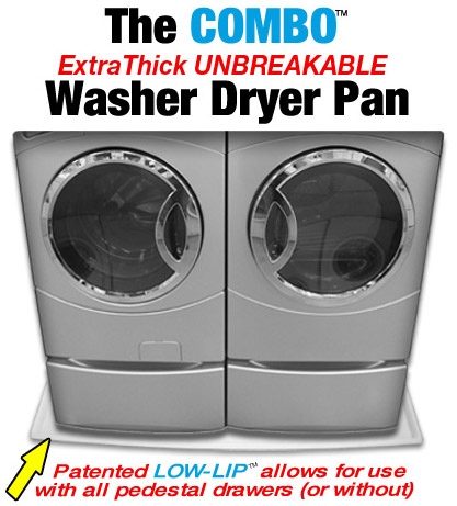Dripe Unbreakable Washer Pan
